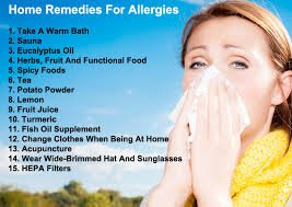 Get Some Information About Home Remedies For Allergies Today
