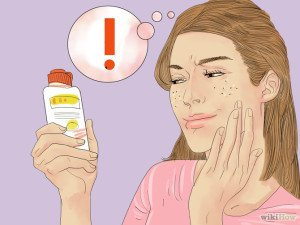 What is a safe and effective way to treat acne during pregnancy?
