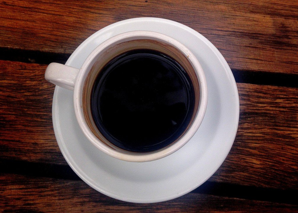 foods that cause acne coffee