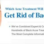 Acne Back Treatment