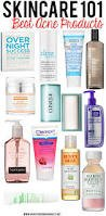 over the counter acne treatment products