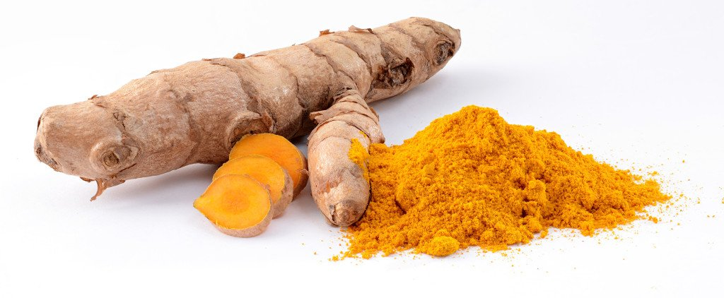 how to get rid of cystic acne turmeric