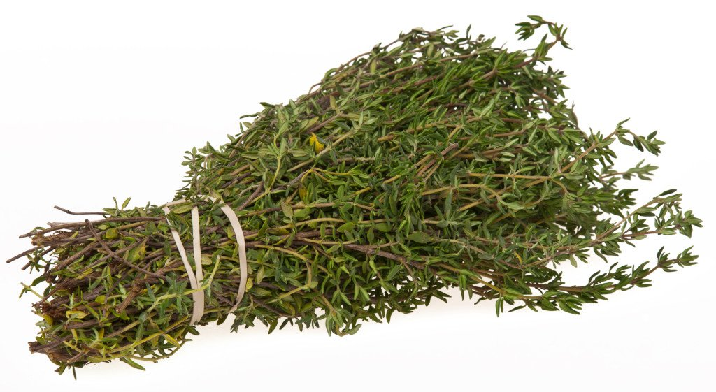 how to treat hormonal acne thyme