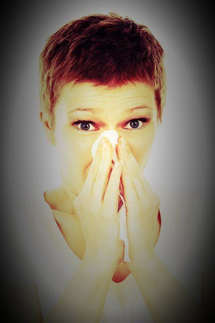 allergy, cold, disease