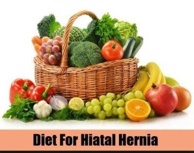 Foods For Hiatal Hernia