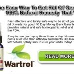 How Do You Get Rid Of Genital Warts Fast?
