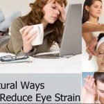How Do I Cure Eye Strain?