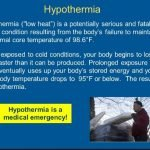 What Happens To Your Body When You Get Hypothermia?